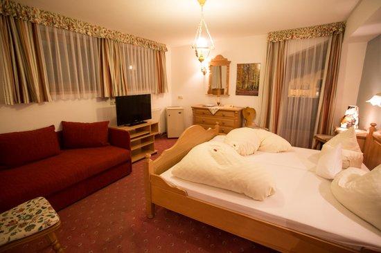 Landhaus Carla: Komfortable Doppelzimmer