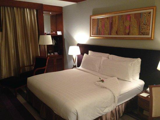 Chatrium Hotel Royal Lake Yangon : 室内