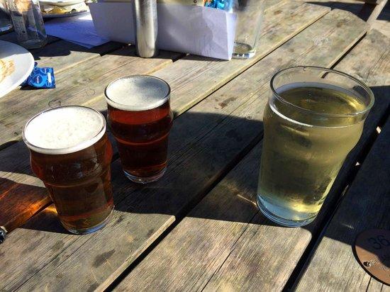 Spread Eagle Inn: Cider & Ale