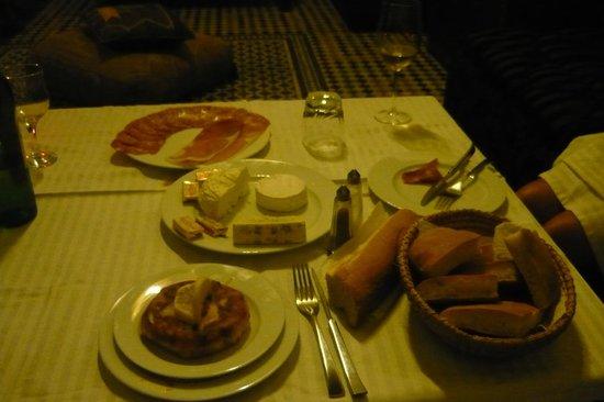 Riad Layla : Morrocan dinner!!
