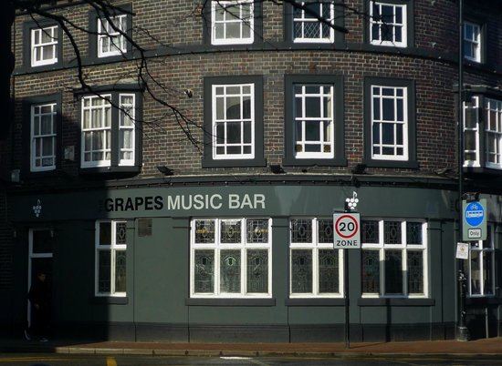 The Grapes Music Bar