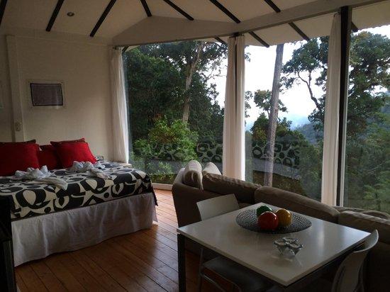 Dantica Cloud Forest Lodge: Room #8