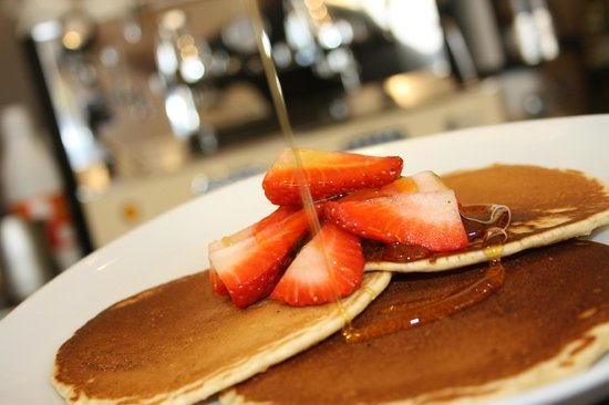 Mona Lisa Bistro: Pancakes