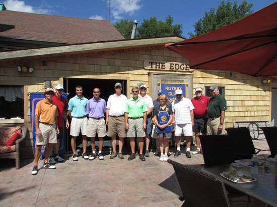 Cronin's Golf Resort : Lake George Rotary Club had a great time