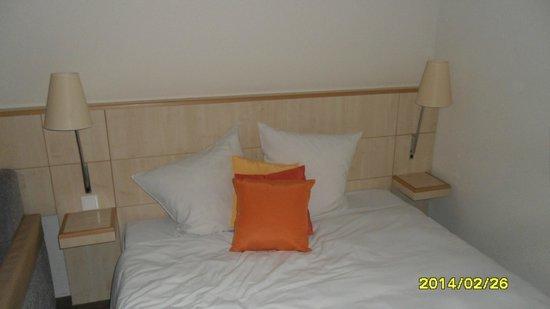 Novotel Budapest Centrum : room