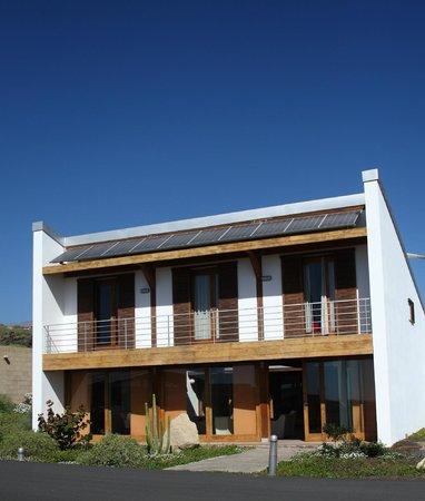El patio picture of casas bioclimaticas iter granadilla de abona tripadvisor - Casas bioclimaticas iter ...