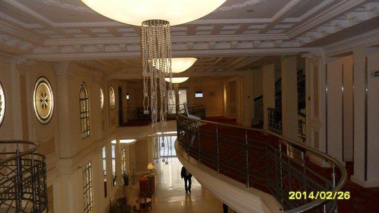 Novotel Budapest Centrum: hall