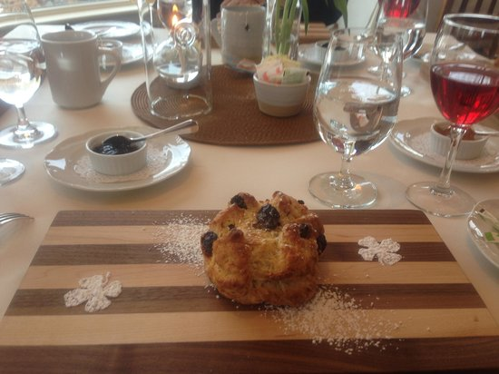 Jackson House Inn : Celebratory Irish Soda Bread