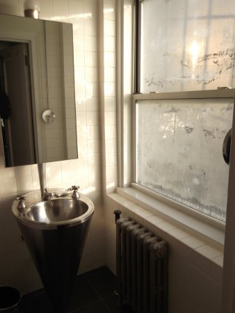 Paramount Hotel Times Square New York: Sink