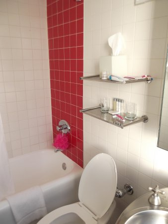 Paramount Hotel Times Square New York : Bathroom