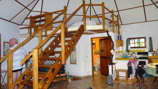 Isla Verde Hotel: la chambre mezzanine