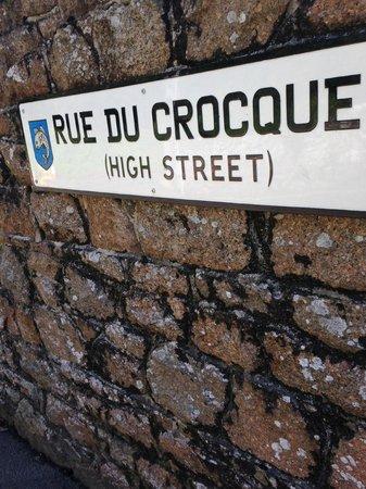 Harbour View Guest Accomodation: Rue de Crocque