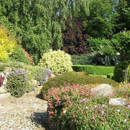 The Old Rectory B&B: Garden