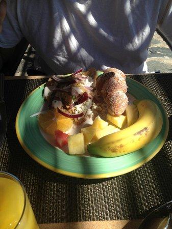 Paradisus Los Cabos : breakfast