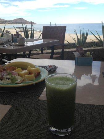 Paradisus Los Cabos : breakfast view