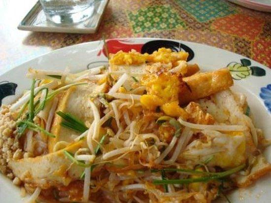Pad Thai Gingbua Thai Restaurant 3501 Rice Street Lihue Kauai