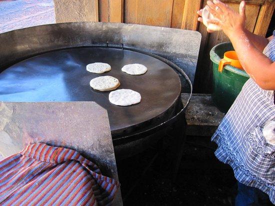 Rincon Tipico: Homemade Tortillas