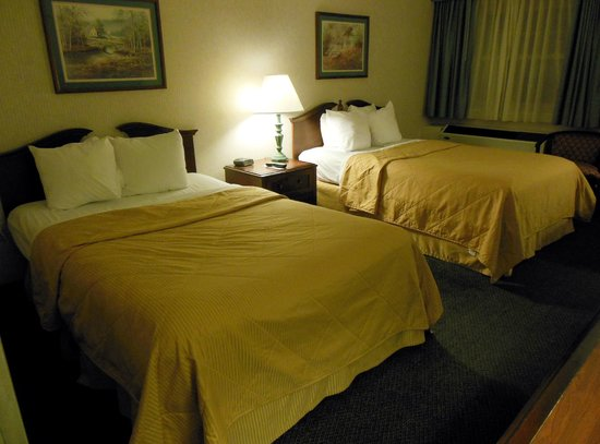 Comfort Inn Concord : Room 314