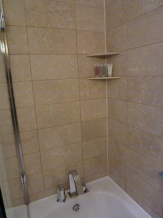 Hyatt Regency Birmingham: Shower