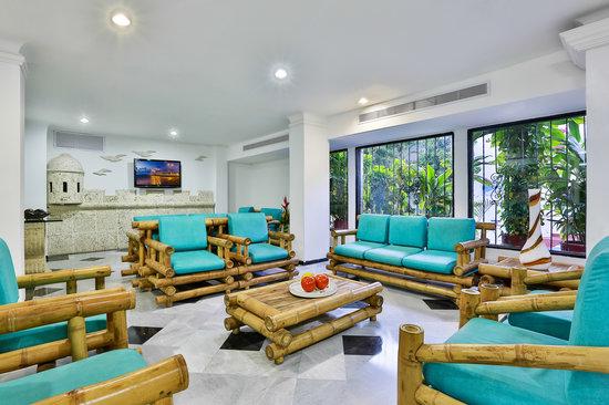 Hotel Barlovento : Nuestro Lobby