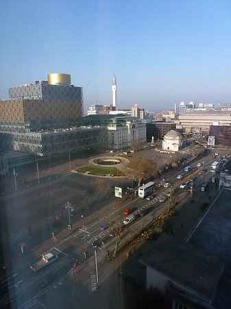 Hyatt Regency Birmingham: Room with a View