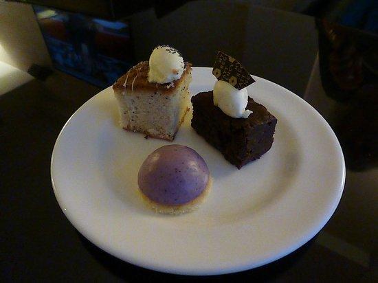 Hyatt Regency Birmingham: Food