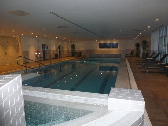 Hyatt Regency Birmingham : The Pool