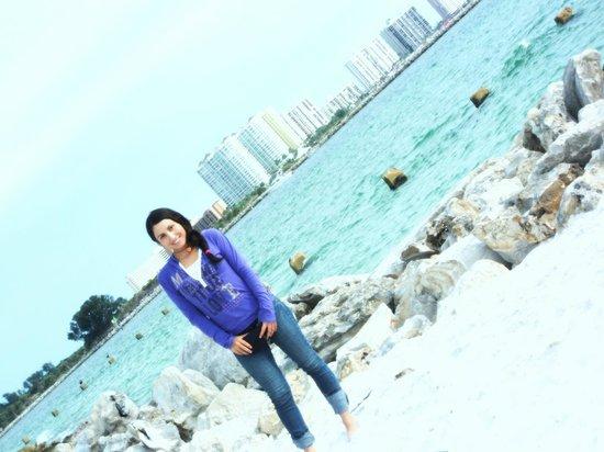 Beach Walk : beach
