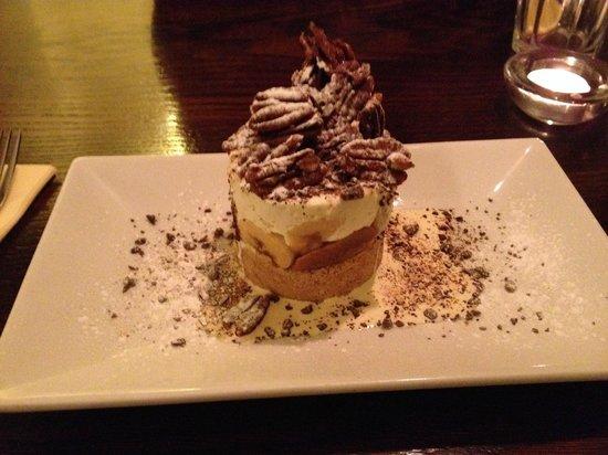 Cafe No.8 Bistro: Banoffee Pie