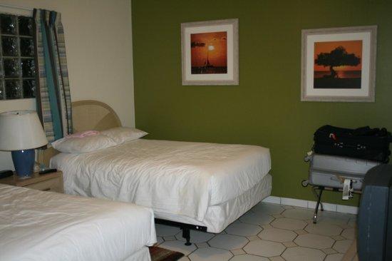 Tropicana Aruba Resort & Casino: Our bedroom