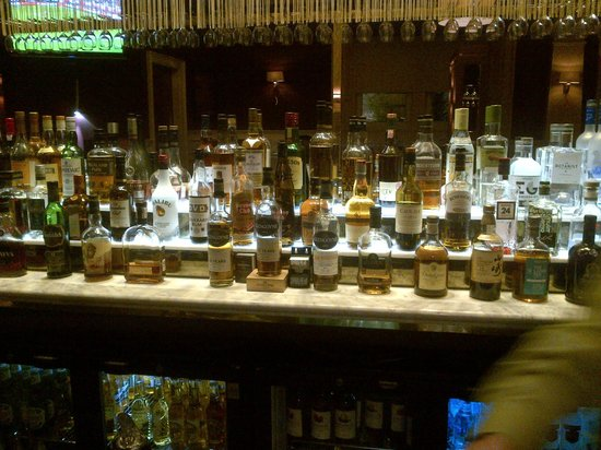 Seamill Hydro : The Whisky selection