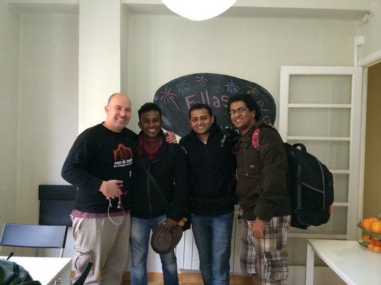 Russafa Youth Hostel: Home away from home
