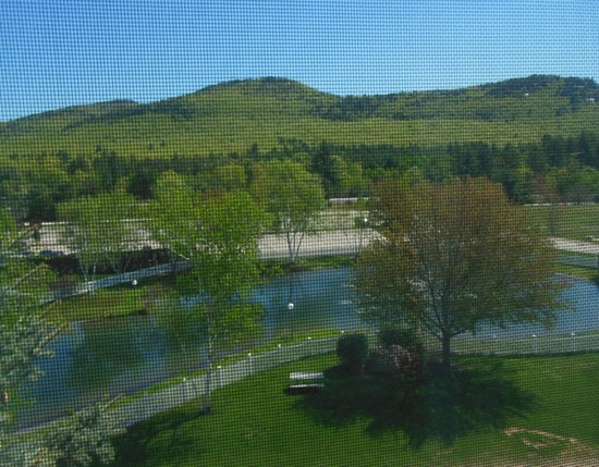 North Conway Grand Hotel : View from Room 434