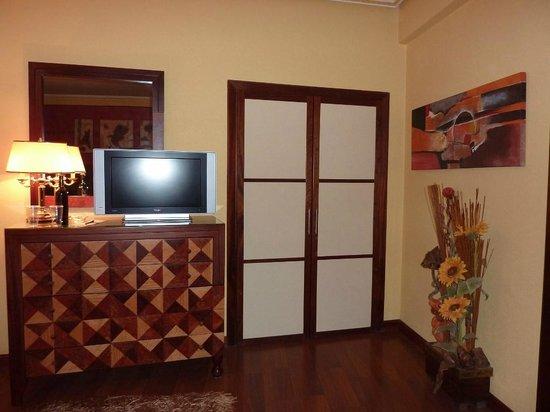 Hotel Montermoso: Bedroom