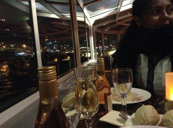 Paris en Scene - Diner croisiere : Cenita