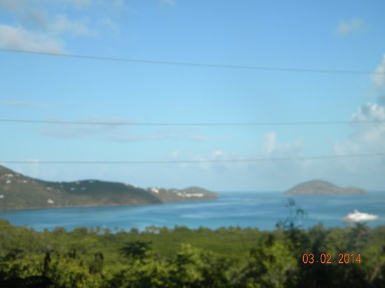 Flamboyan on the Bay Resort & Villas: View from our balacony
