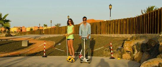 2 Wheel Tours: Mini-PT Fashion