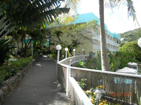 Flamboyan on the Bay Resort & Villas: Magens Point Resort