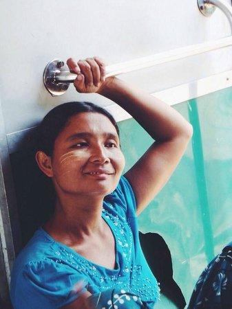 Yangon Circular Train: A local passenger on the Yangon circle train