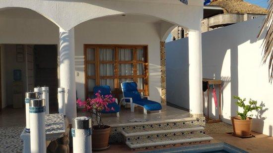 Quinta Lili : pool room