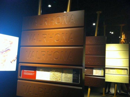 Cité du Chocolat Valrhona : Cité du chocolat #valrhona
