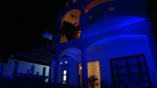 Quinta Lili : upper floor