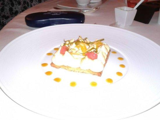 L'Auberge de la Brie : Dessert