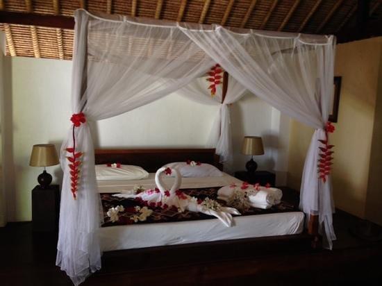 Koyao Bay Pavilions: bedroom