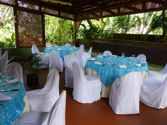 Tilajari Hotel Resort: One of the dining areas