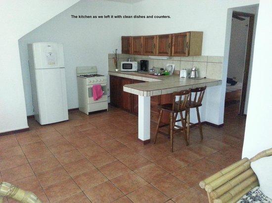 Manuel Antonio Estates: Kitchen