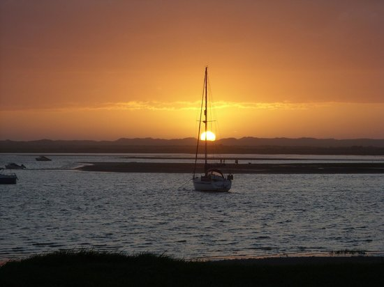 best view in Ravenglass - Holly House Hotel 2010