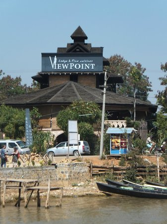 The Shan Restaurant : ViewPoint Lodge