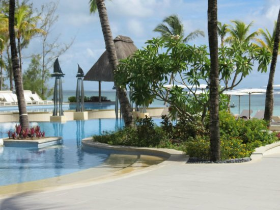 Ambre Resort & Spa: Piscine
