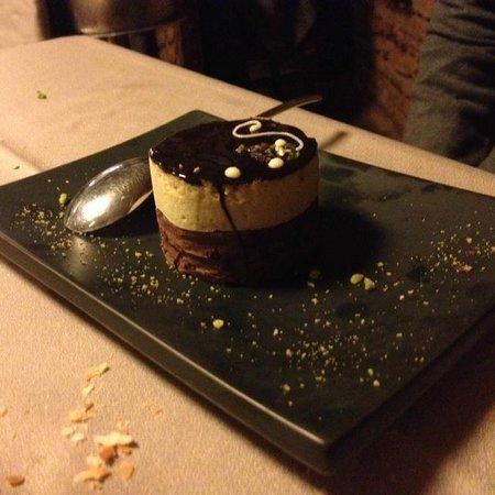 I clerici : panna cotta al pistacchio, vale il bis!